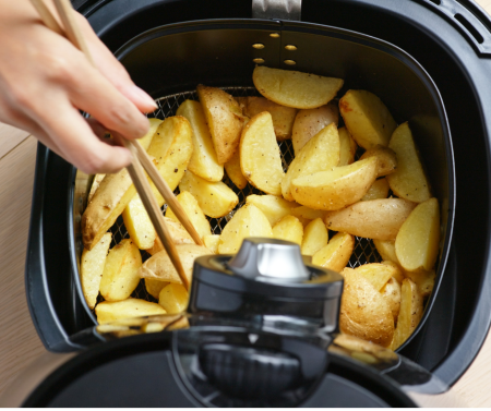 Air Fryer Potatos